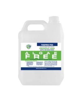 Specialty Sealer For Preventing Algae