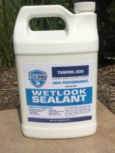 TSSPRO 300 Semi-Gloss Marble Tile Grout Sealer