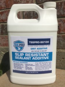 TSSPRO SG100 Anti Slip Texturizer Additive
