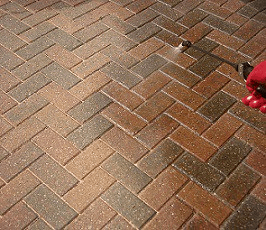 Sealers for Pavers