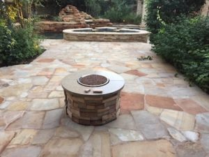 Travertine Sealing in Dallas