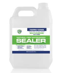 Specialty Sealer For Limestone Surfaces